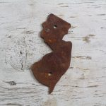 Flat rusty states