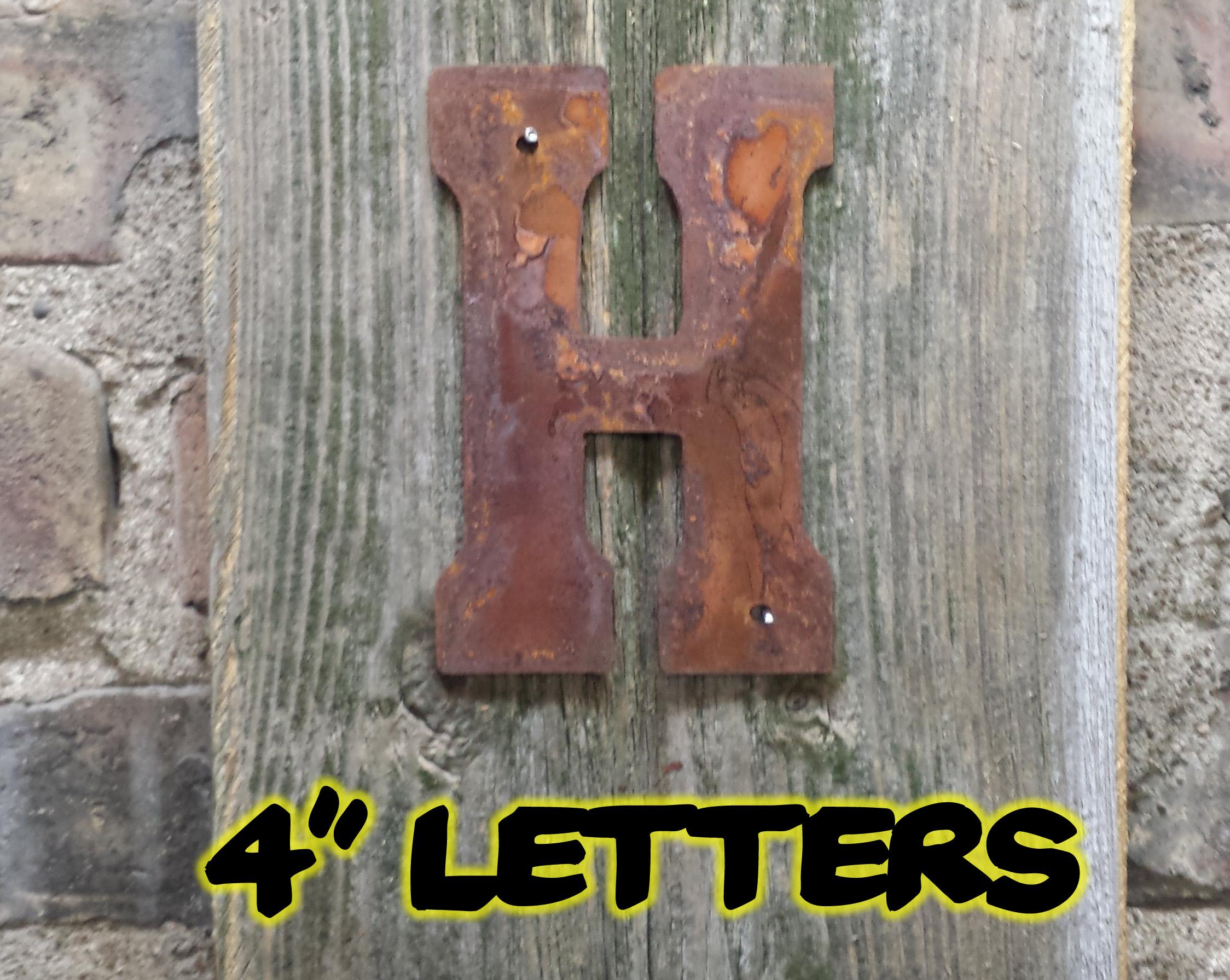 Flat rusty 4 letters