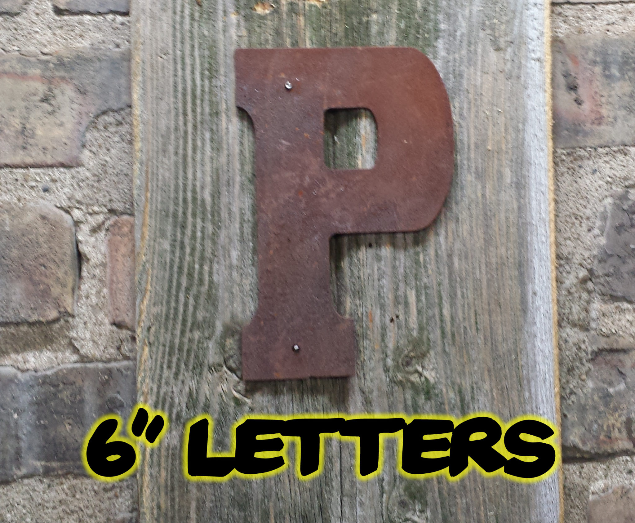 Rustic 6 letters