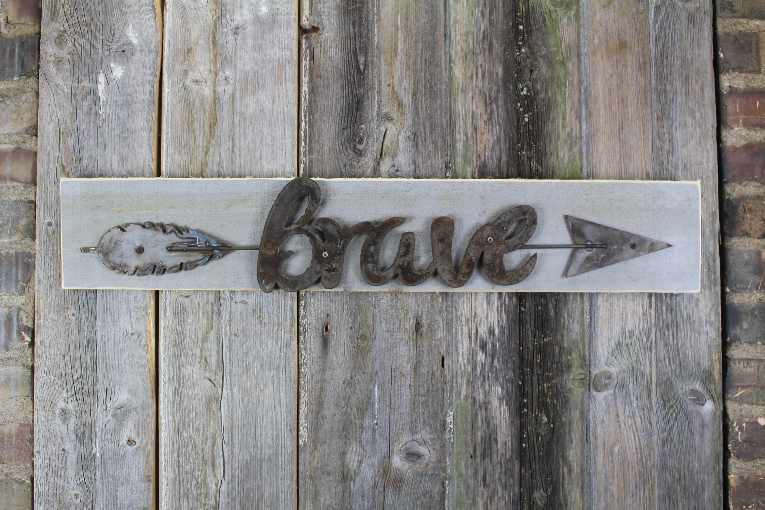 Brave arrow word
