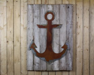 Rustic anchor