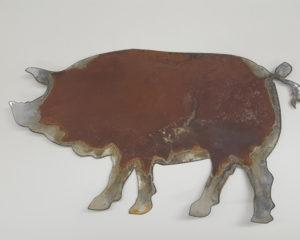 Pig shape