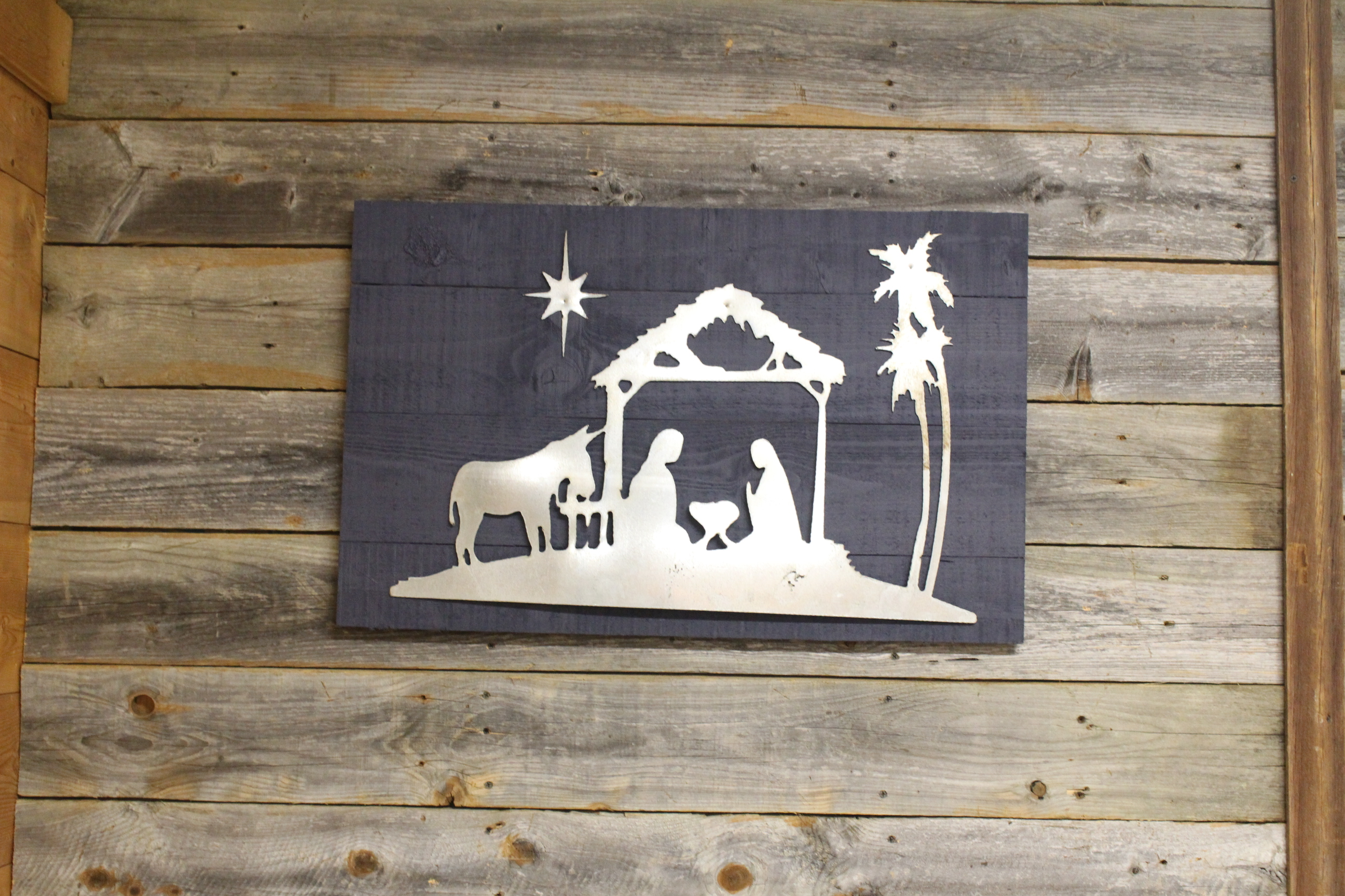Custom Nativity