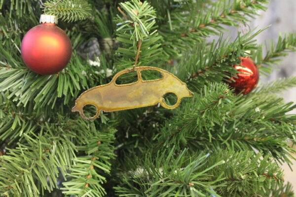 VW Bug ornaments