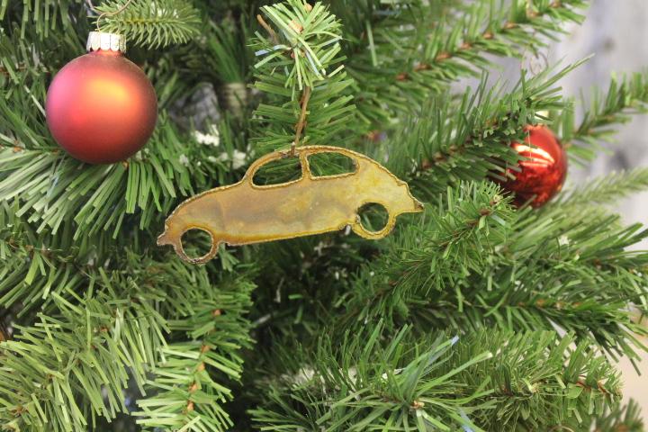 VW Bug ornaments