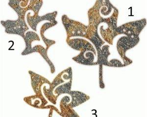 Rustic Metal Letters & Wall Art – Rustic Metal Letters